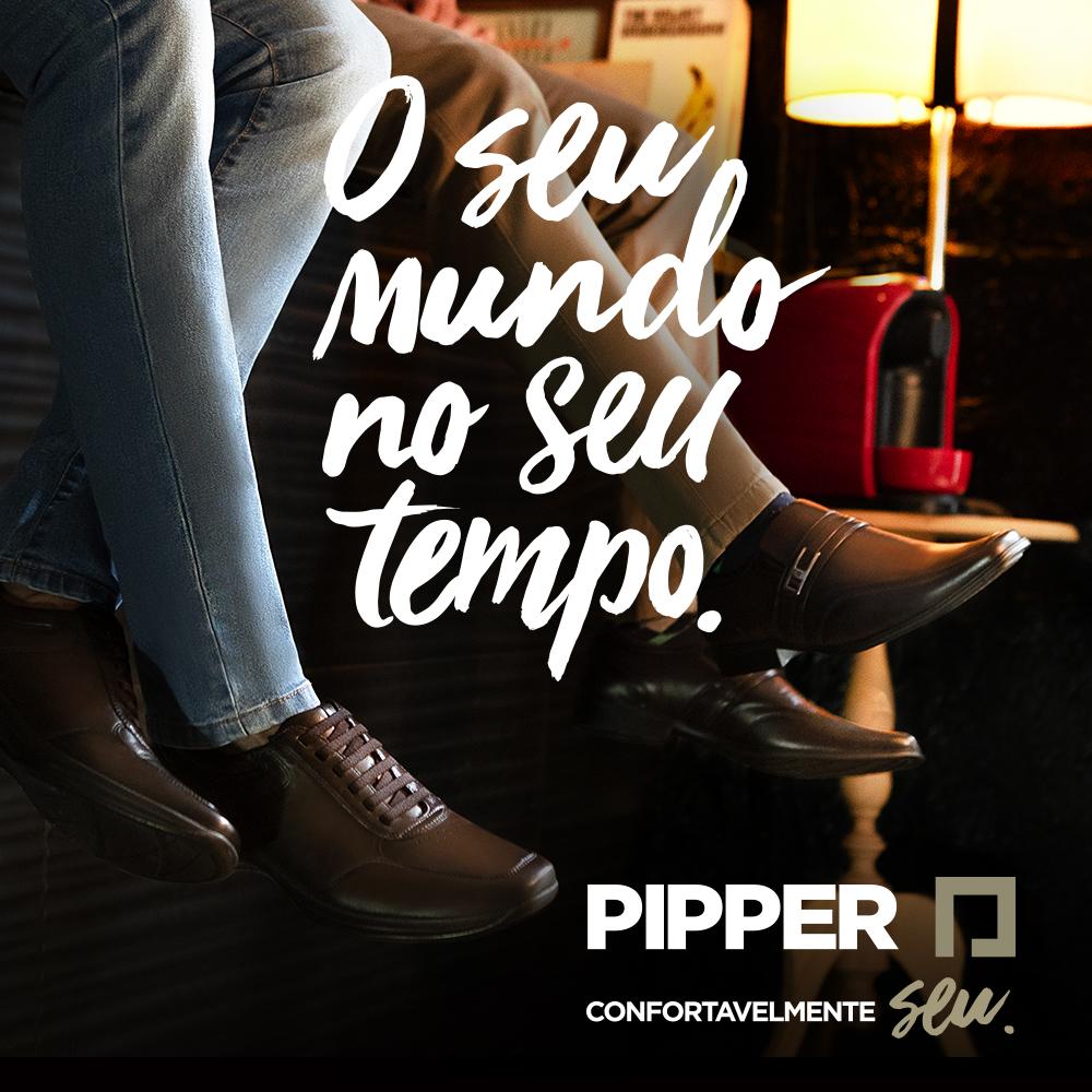 e9b45f010 Pipper - O seu mundo no seu tempo - Franca SP